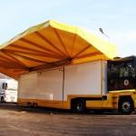 Allestimenti speciali per veicoli ricreativi e team  sportivi