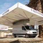 Mancini Tende - Tenda per mercati